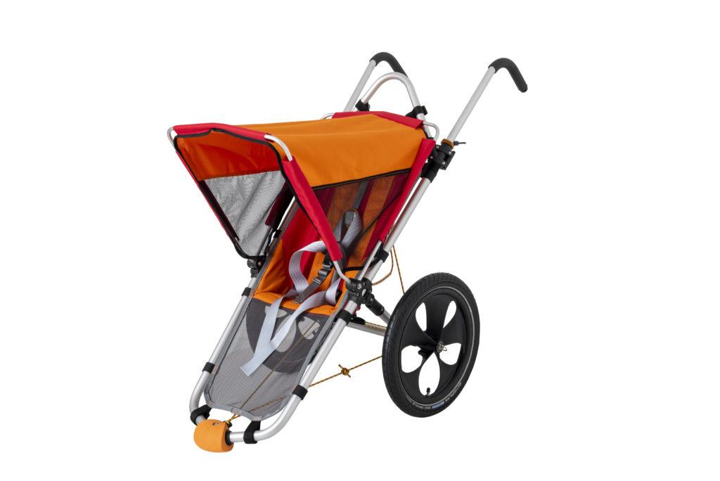 Hike Kid Gams – sportlicher Offroad-Kinderwagen
