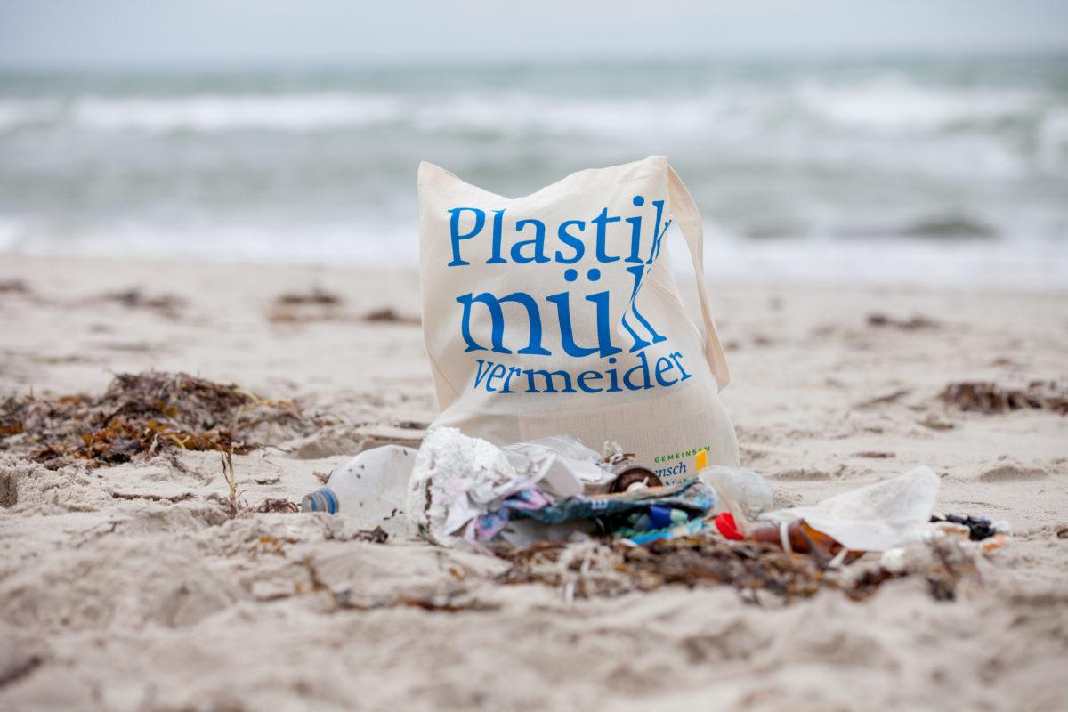 Plastikmüll vermeiden - Foto: NABU/ Felix Paulin
