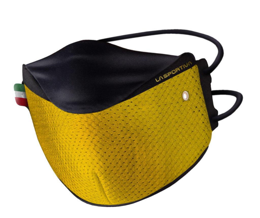 La Sportiva Stratos Mask yellow