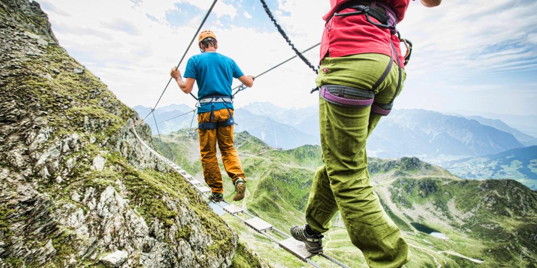 Klettern - © Silvretta Montafon | Stefan Kothner