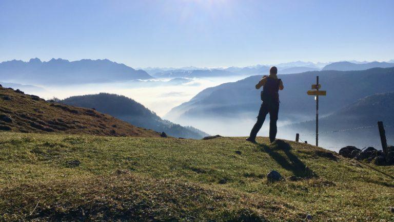 Wandern im Herbst, Quelle: Thomas Harrer, mehr-berge.de