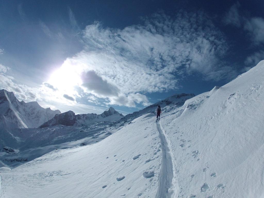 Skitour Tristkogel vom Langwiedboden