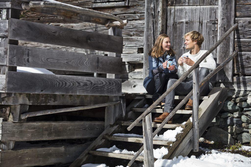 Winterwandern Copyright: saalbach.com, Mirja Geh