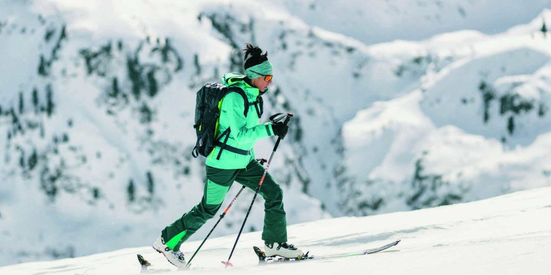 Skitouren, Bild: Schöffel